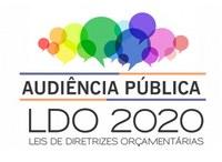 Audiência Pública 01/2019 - Apresentação da LDO 2020