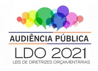 Câmara convida população para Audiência Pública de apresentação do projeto da LDO 2021