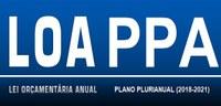Convite para Audiências Públicas - Discussão da LOA 2021 e Lei que trata da PPA 2018-2021