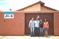 Prefeito, em parceria com vereador Alessandro do DVD consegue Casa de Apoio em Barretos.