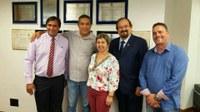 Vereador Sidnei do Balbo busca recursos junto a Deputados Estaduais